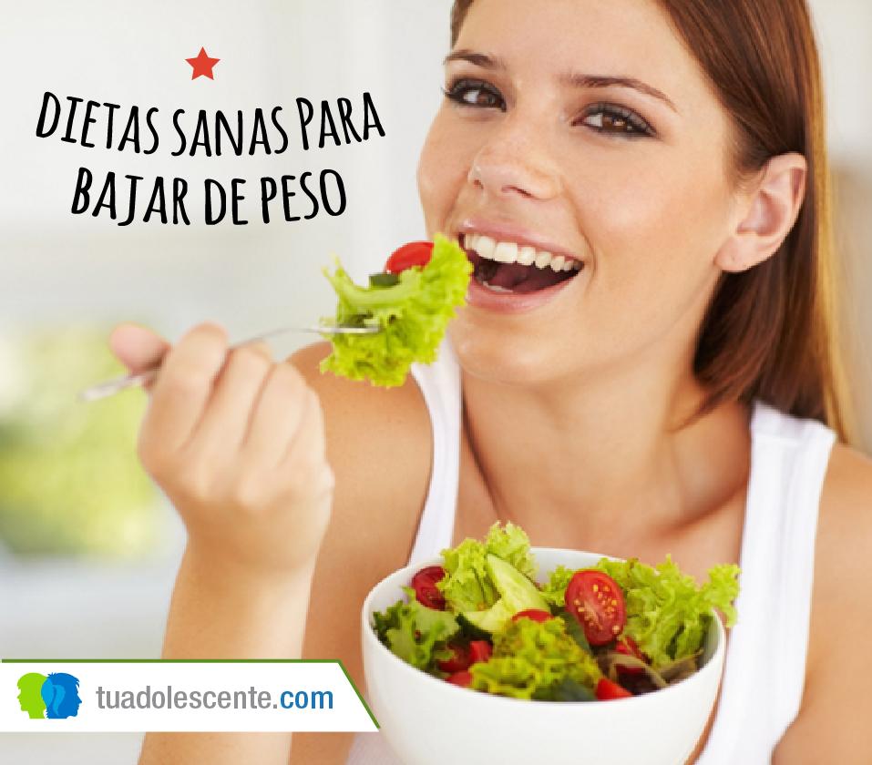 Para adolescentes sanas