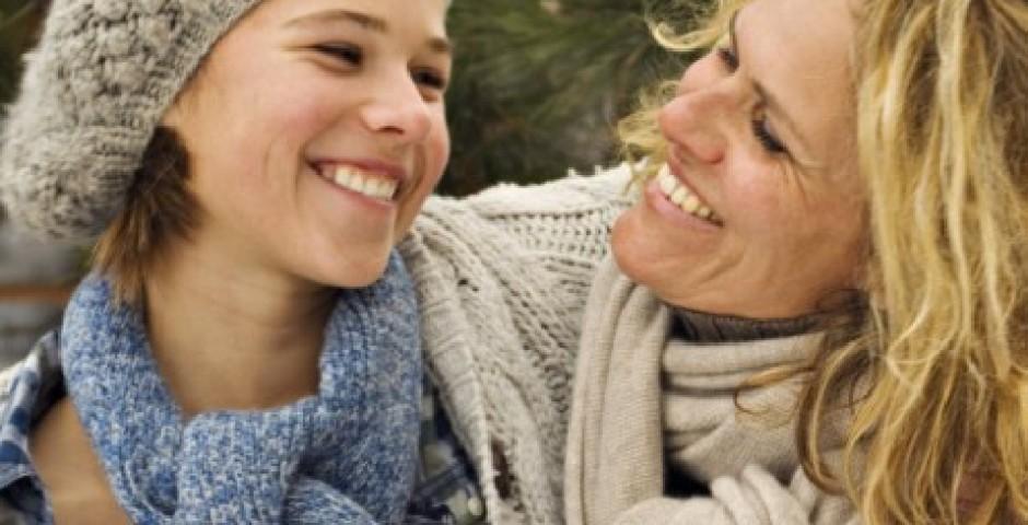 Adolescentes mentalmente sanos y autosuficientes
