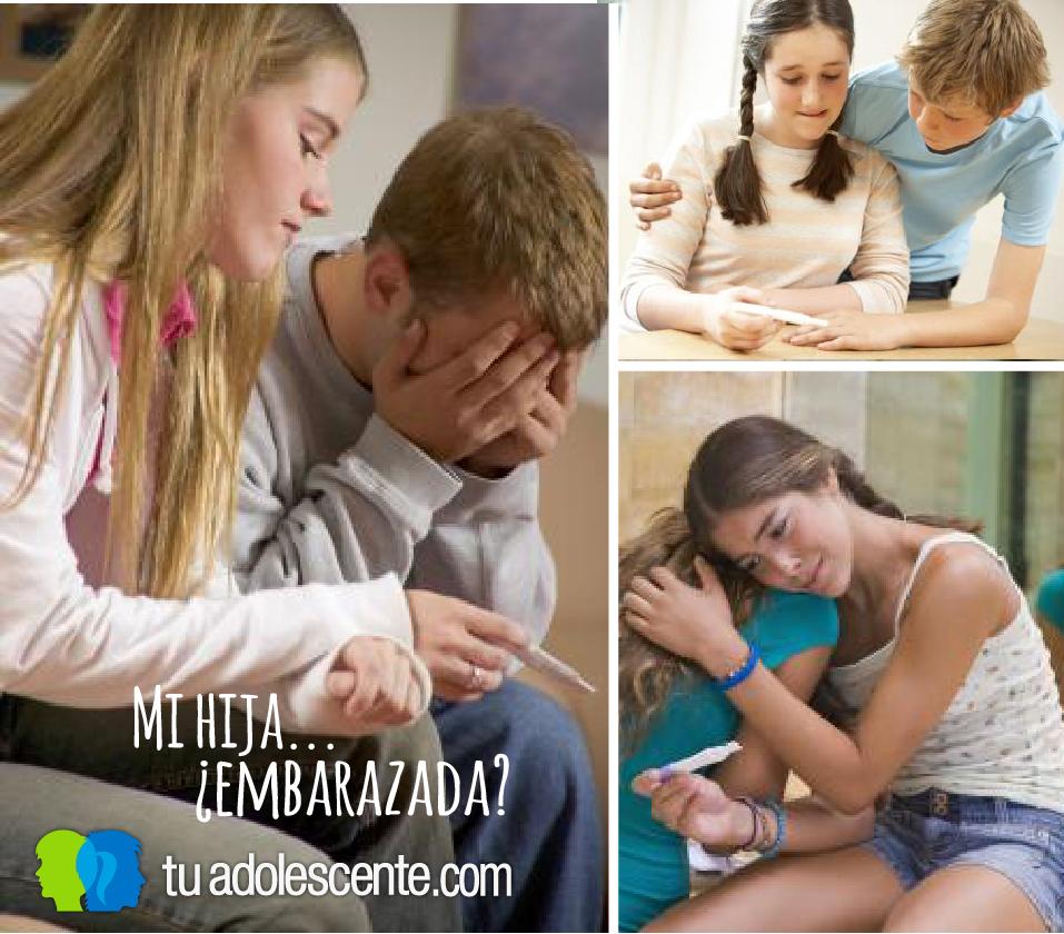 Embarazo y padres adolescentes