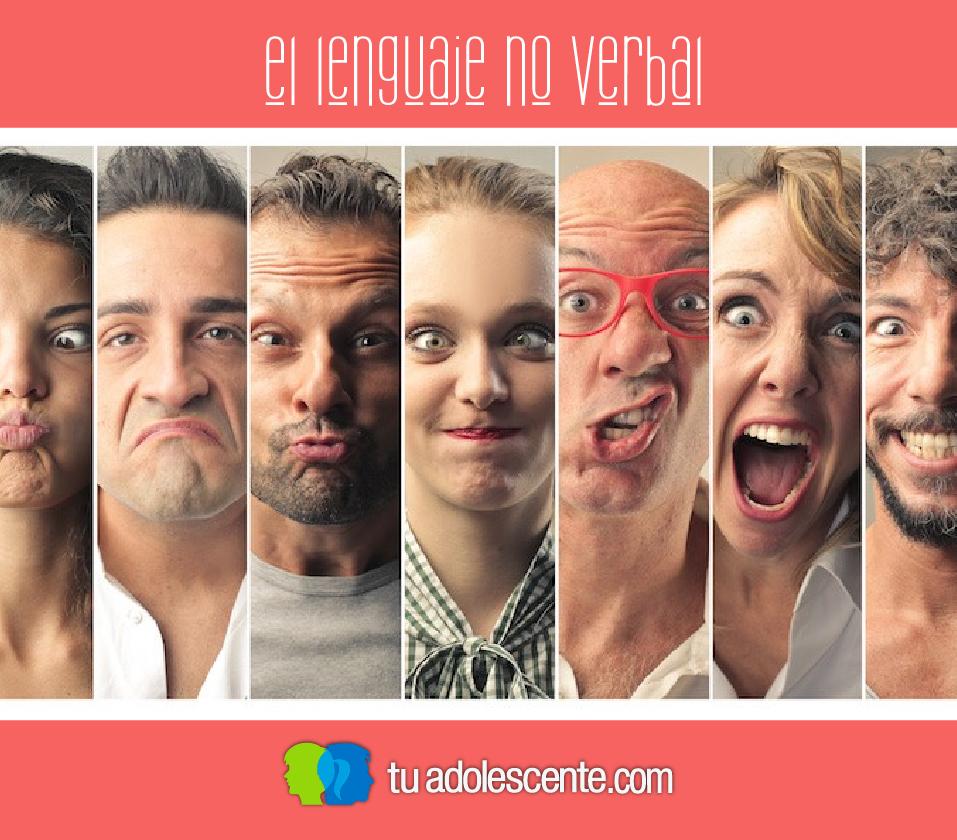 lenguaje del rosto y cuerpo