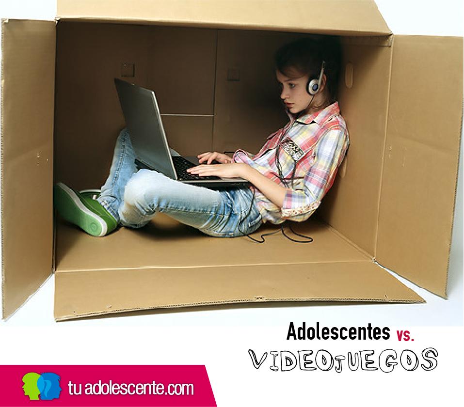 adolescencia y videojuegos