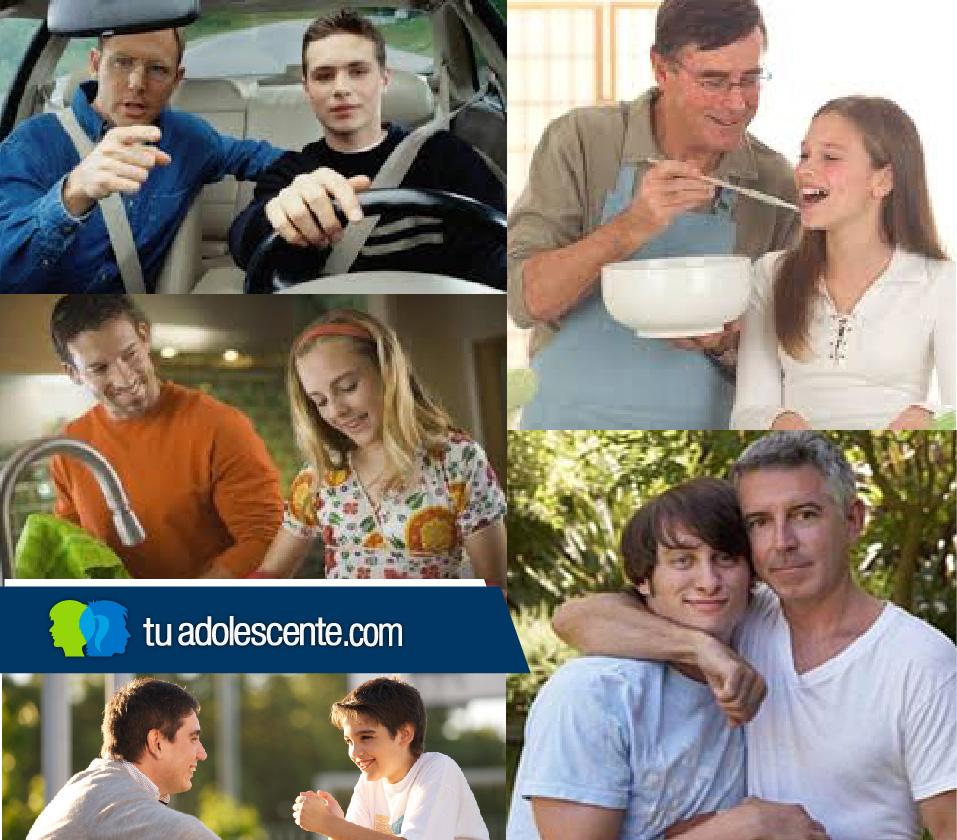 Directorio de padres adolescentes y no