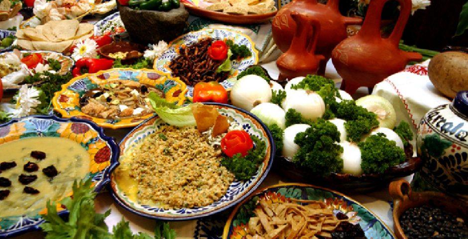 la gastronomia y los viajes