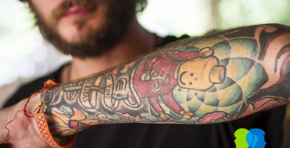 los tatuajes en la adolescencia