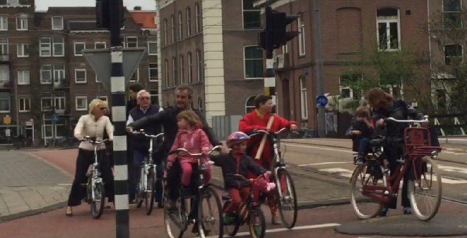 fomentemos el uso de la bicicleta