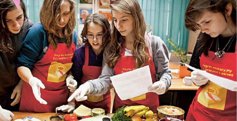 la alimentación en el adolescente