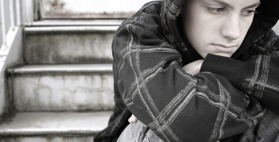 la muerte de un amigo para un adolescente