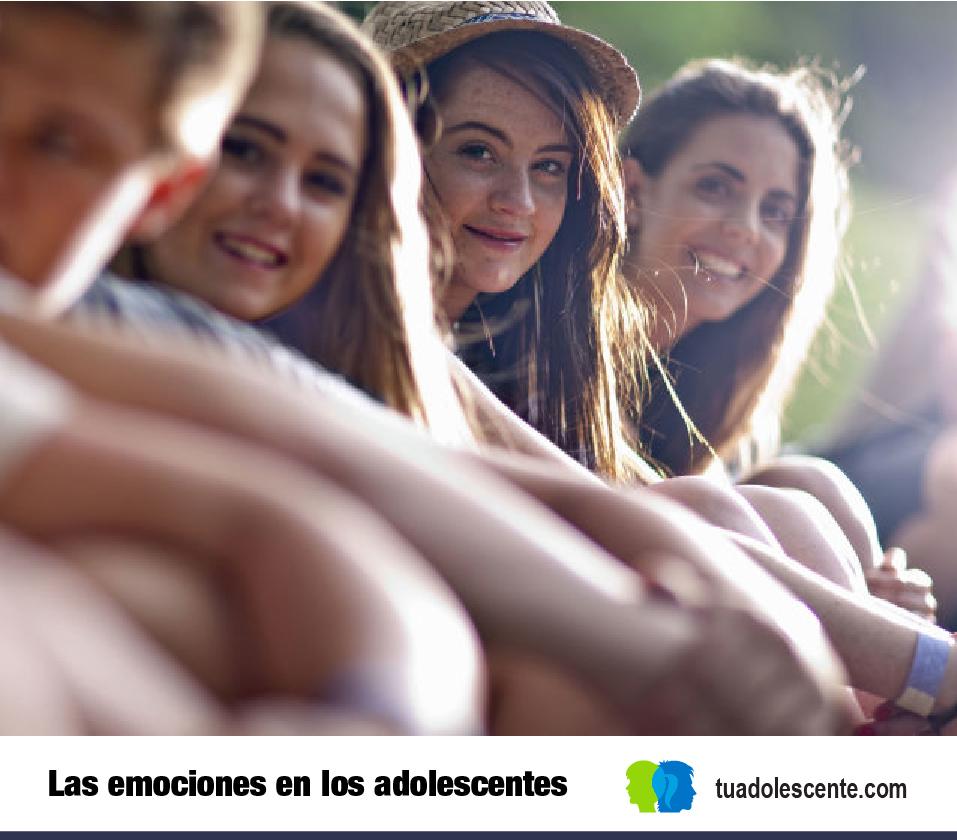 Las emociones en los adolescentes