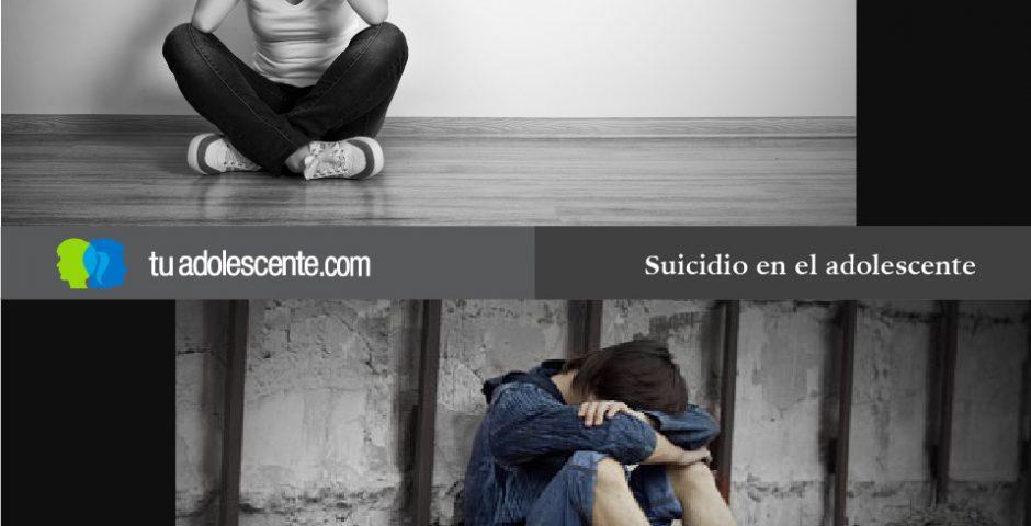 Suicidio en el adolescente