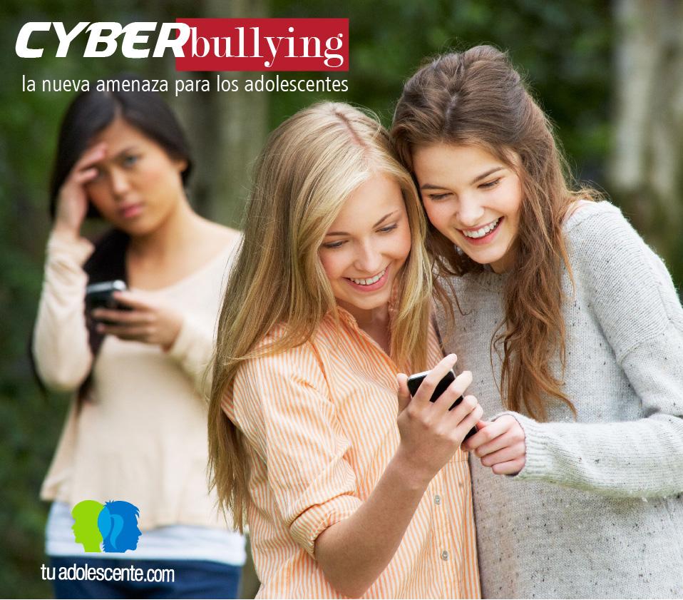 el ciberacoso, la nueva amenaza para los adolescentes