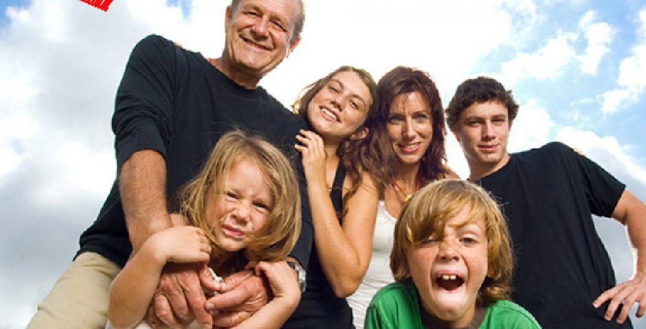 amor en las familias