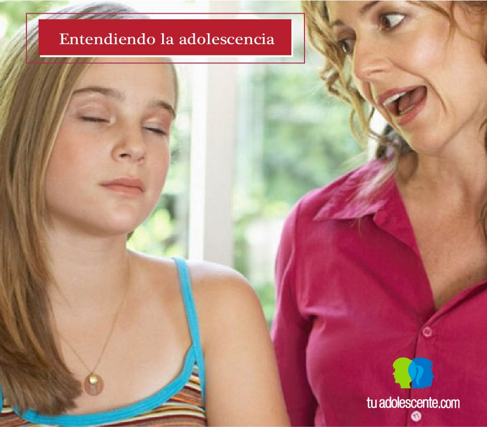 Entendiendo la adolescencia
