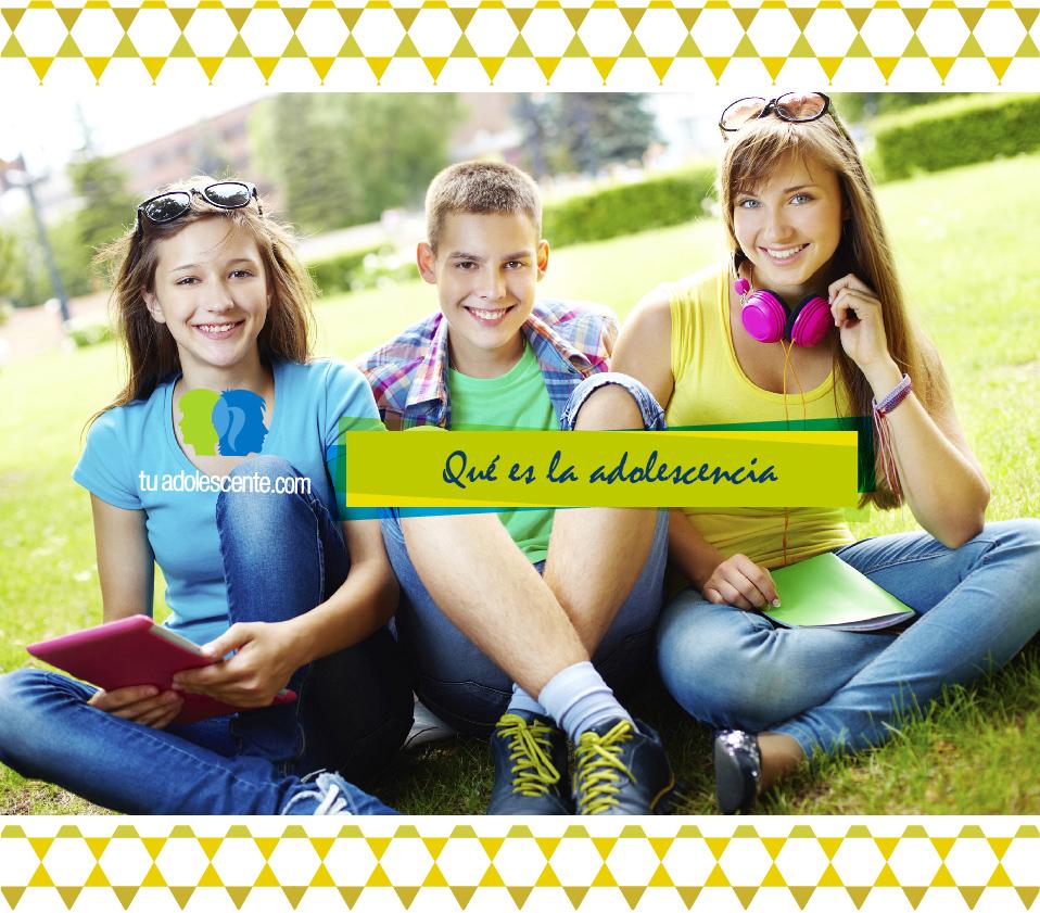 Qué es la adolescencia